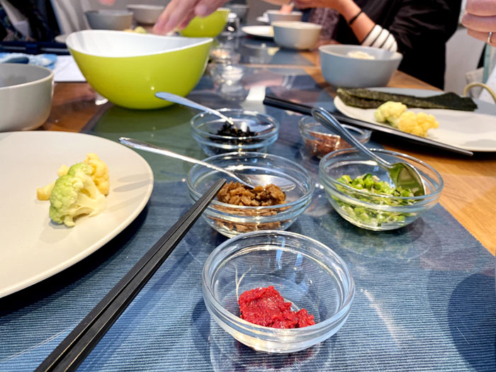 心と身体 食 オーガニック お料理教室 ワクワクワーク
